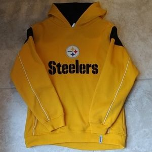 Pittsburgh Steelers Reebox Sweatshirt Boy 10/12